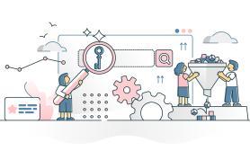 Tvorba firemního blogu - analýza klíčových slov