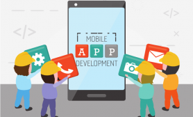 Vývoj mobilní aplikace