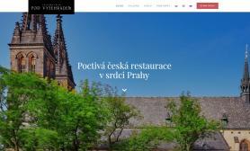 Restaurace Pod Vyšehradem - reference | Aira GROUP