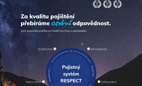 Respect Group stránky na D8