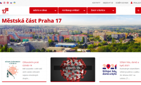 Praha 17 reference