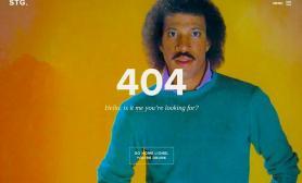 Stránky 404