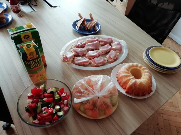 Aira snídaně II.