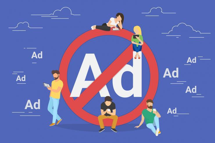 AdBlock - nástroj na blokování reklam na internetu