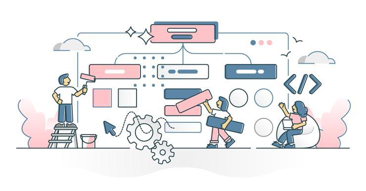 Obsah firemního blogu - kategorie, tagy
