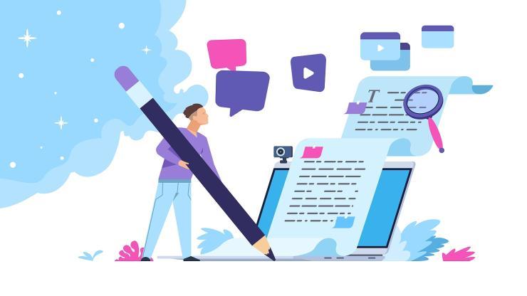 Jak založit firemní blog - jak psát blogové příspěvky
