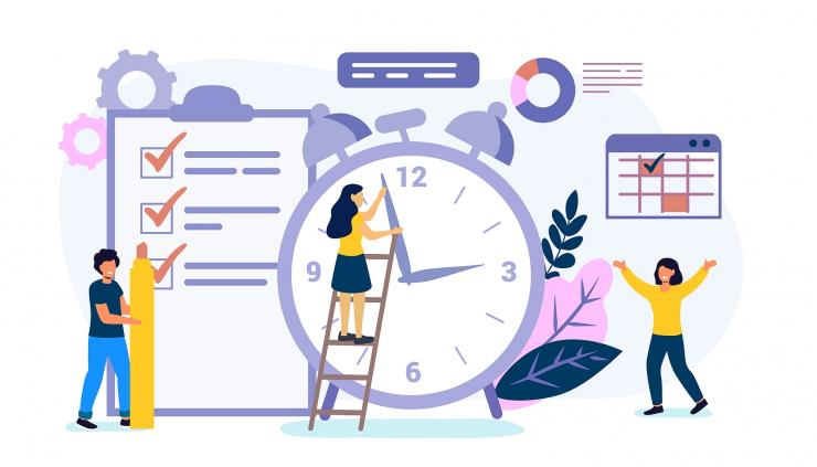 Time management - tipy