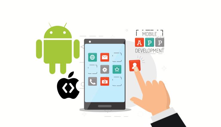 Mobilní aplikace pro iOS nebo Android? Klidně obojí!