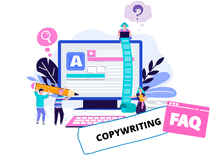 Copywriting - FAQ
