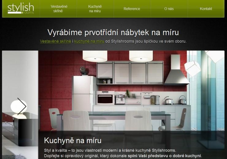 Redesign webu