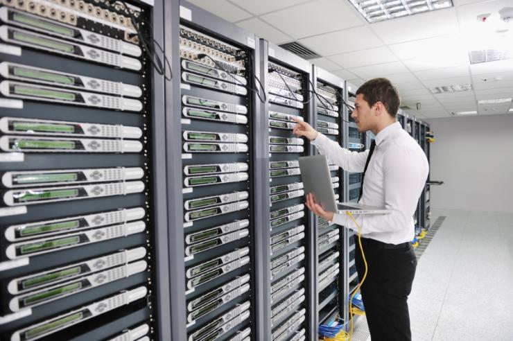 Správa serverů - profesionálně a efektivně