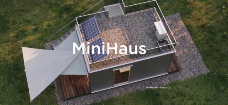 Inovativní modulární stavby MiniHaus