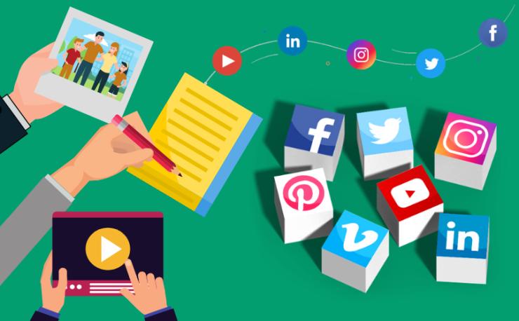 Marketing na sociálních sítích: Typologie příspěvků