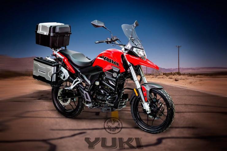 Dovozce motocyklů Yuki