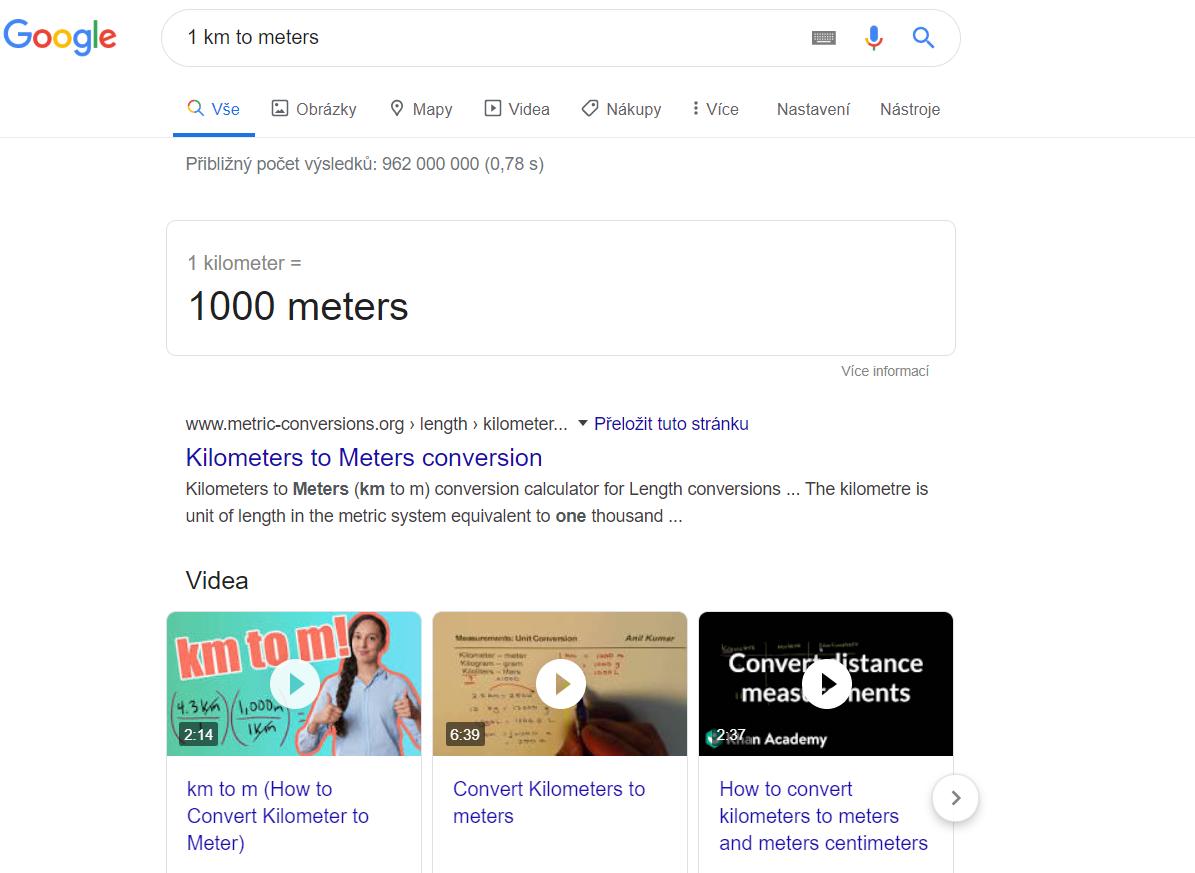 Míra prokliku relevantních webů se kvůli Googlu snižuje.