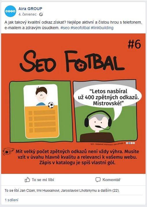 SEO Fotbal