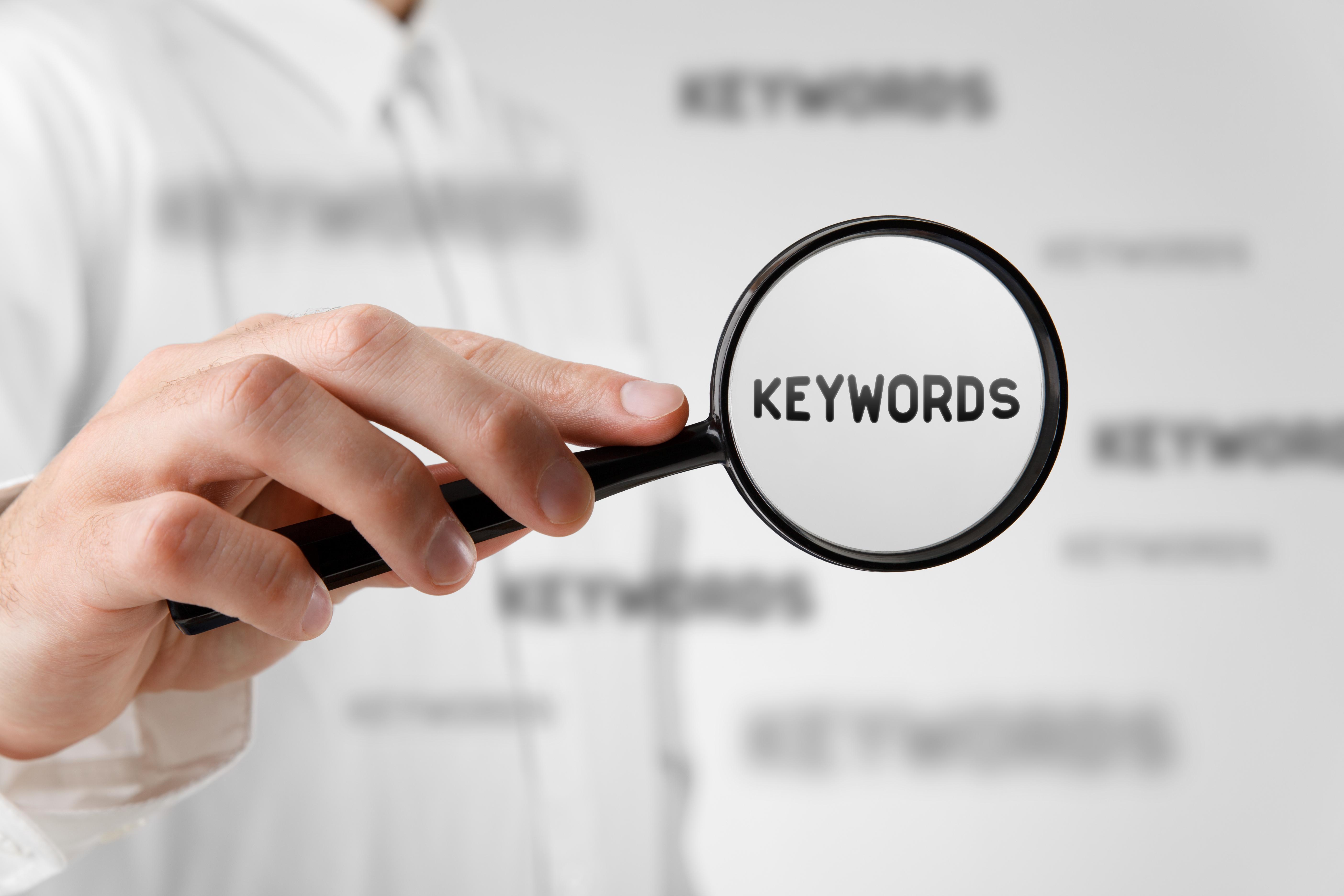 Segmentace klíčových slov
