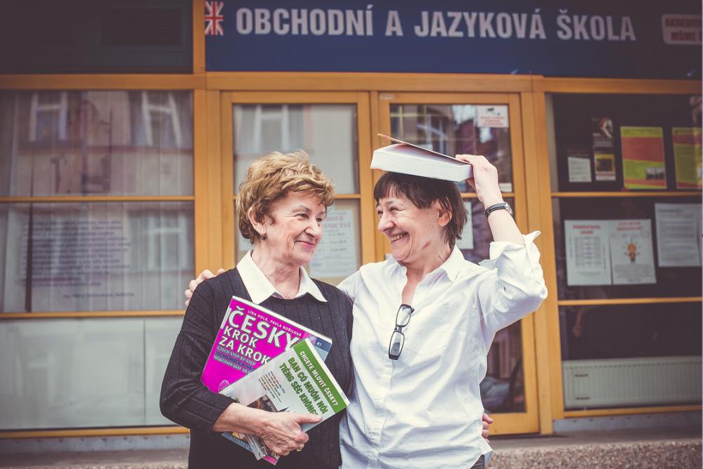 AIRA | firemní focení - focení lidí u OA Praha