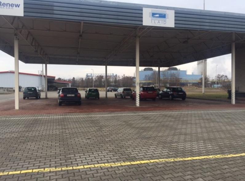 AIRA | firemní focení - staré fotky parkoviště RH – parkování u letiště s.r.o.