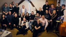 Aira lidé a vánoční večírek 2019